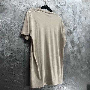 Rip Curl Shirts - Rip Curl Size Medium Surf Logo T-Shirt Beige